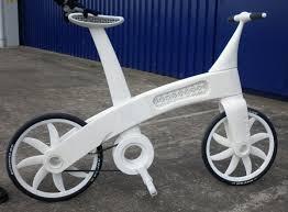 3D Bicycle printed