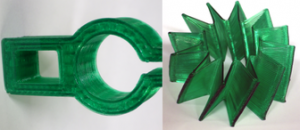 Green T-glase / T-glass Filament FDA