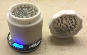 3d printed grinder scale