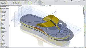 CAD or solidworks visual prototype model