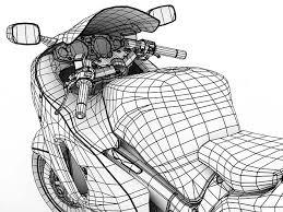 visual 3d prototype model