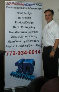 3D Printingand Product Design for Prototypes and Manufacturing