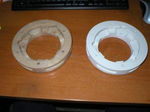 3D Printed Design Change Prototype