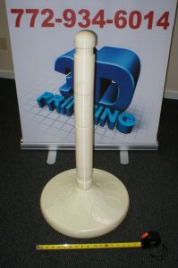 3D Printing Large Prototype