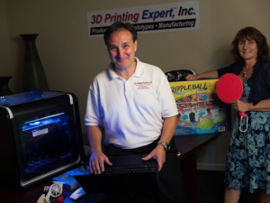 3d printing help brings inventor's invention to market
